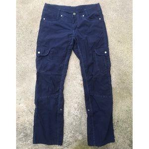Kuhl Splash Roll Up Hiking Pants Size 6